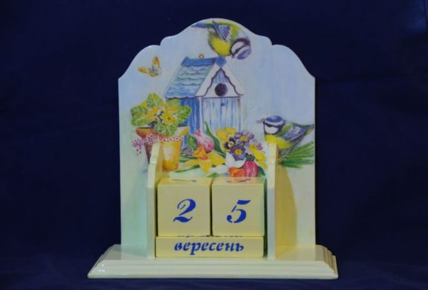 "Календар ""Птахи"""