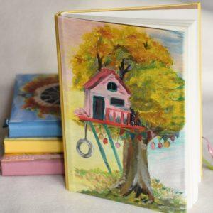 """Блокнот """"Будинок на дереві"""""""