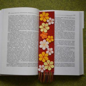 Закладка для книги (фетр)