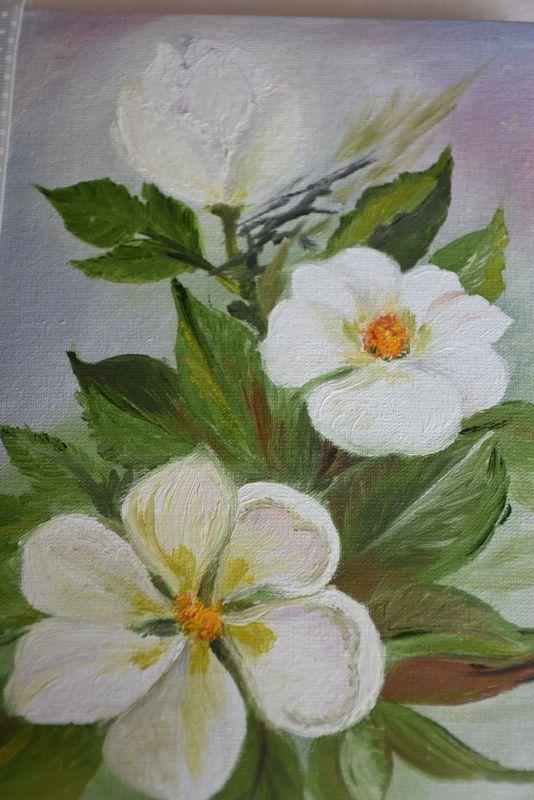 """Блокнот """"Яблуневий цвіт"""""""
