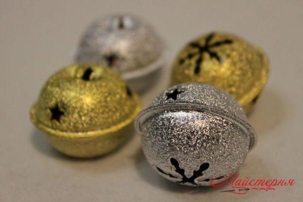 Бубонці золото/срібло