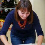 Майстер-клас із виготовлення різдвяного декоративного віконечка