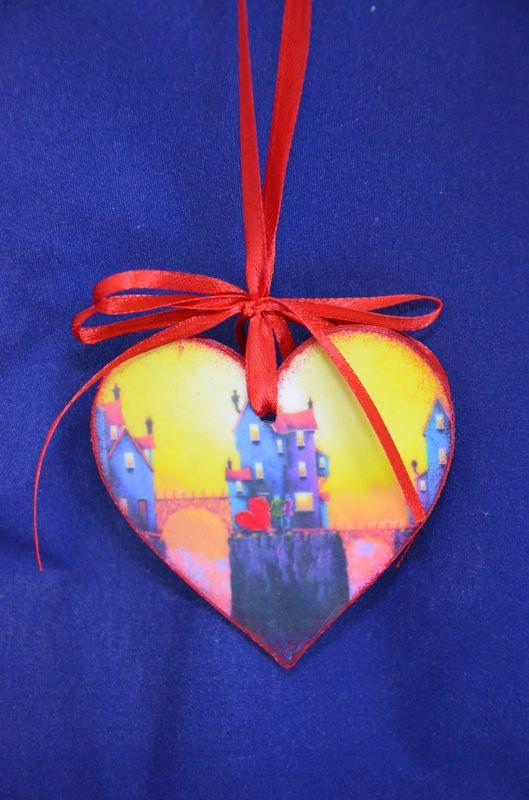 Підвіска (серце)   Майстерня
