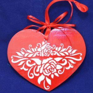 Підвіска (серце) | Майстерня
