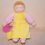 Вальдорфська лялька. Автор: Ганна Шпілька. 2012