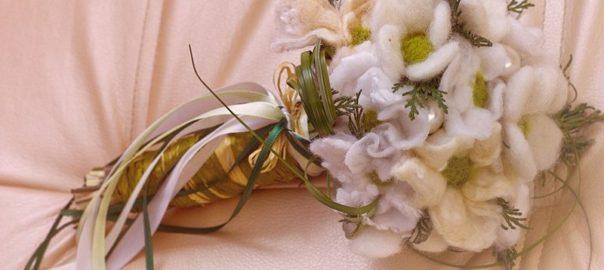 Букет нареченої. Автор: Неля Жадан. 2013